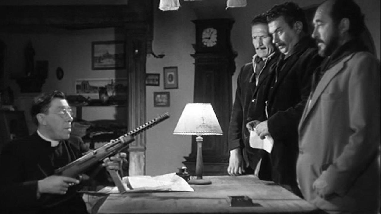 don camillo kis vil ga 1952 teljes film adatlapja. Black Bedroom Furniture Sets. Home Design Ideas