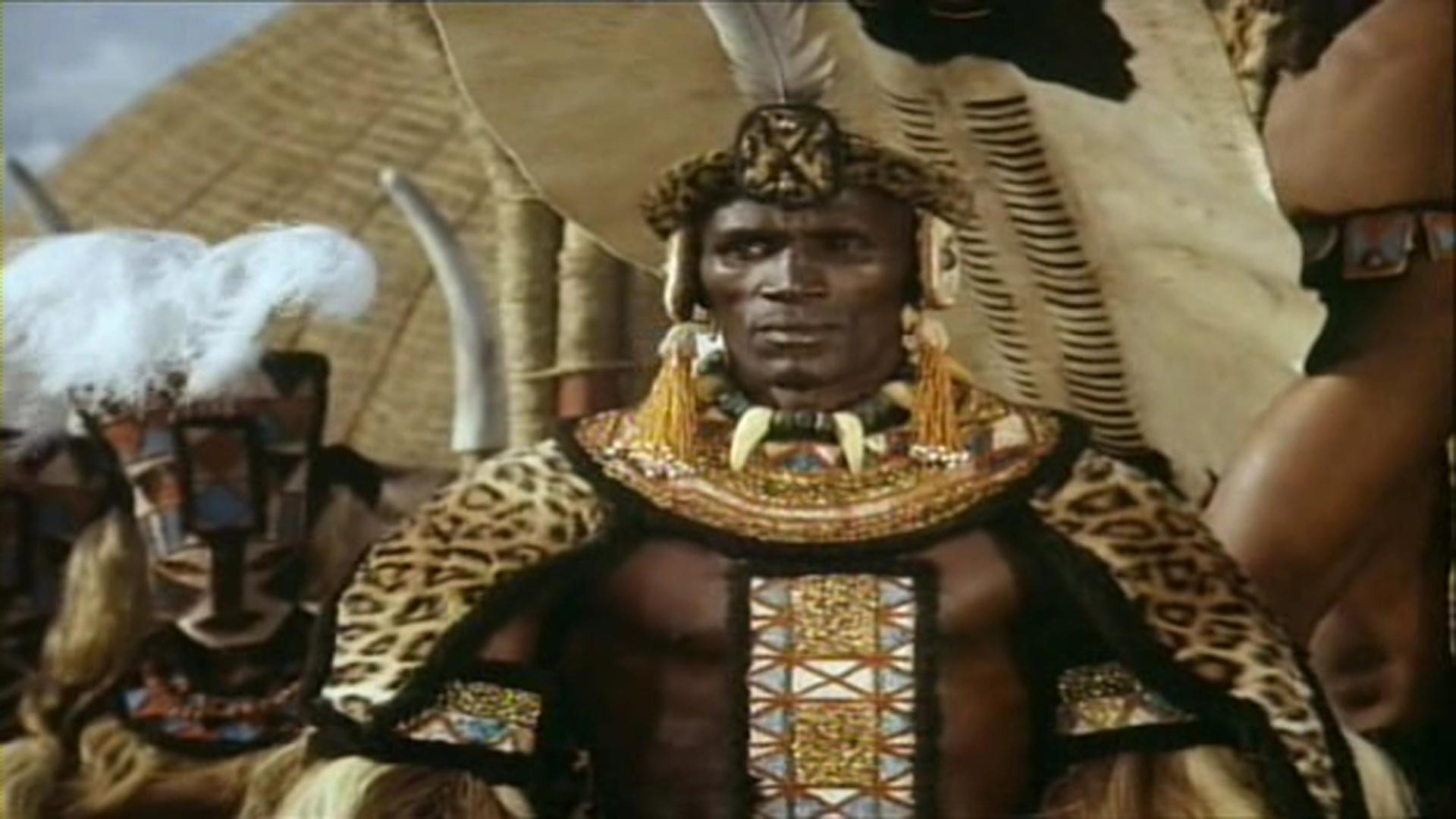 shaka zulu 1986 sorozat mafabhu