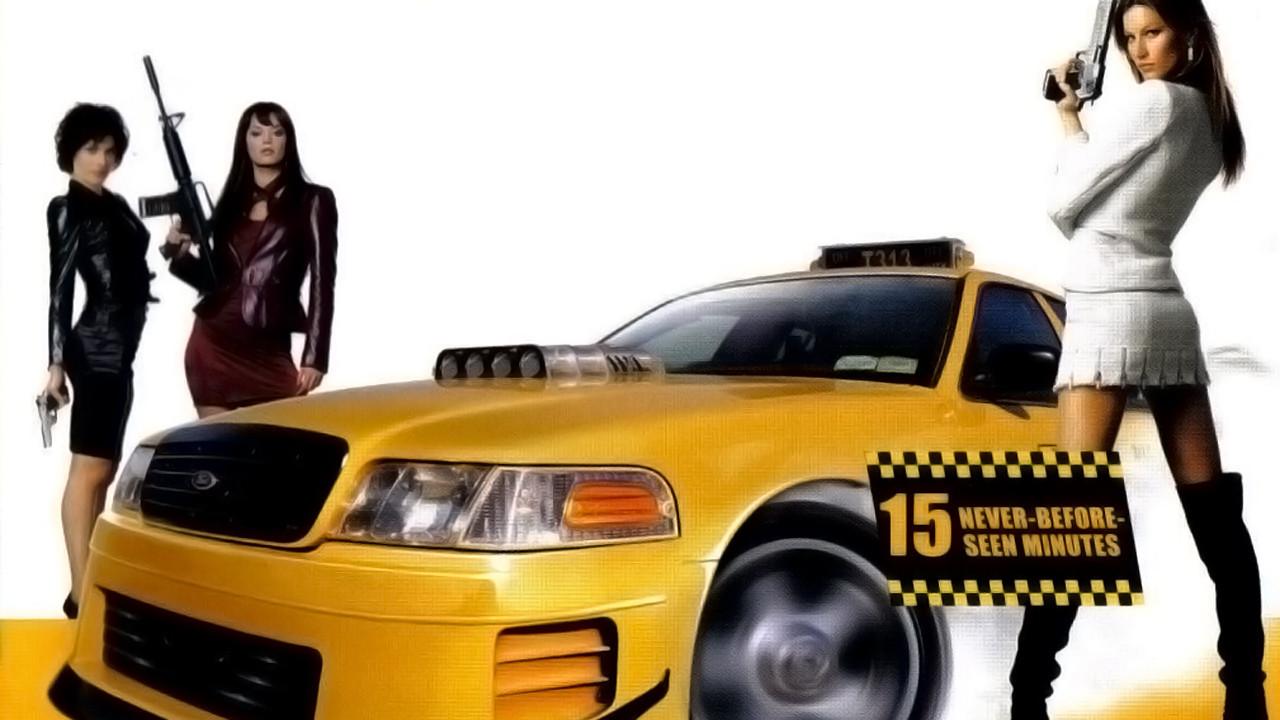 Такси девушки кино