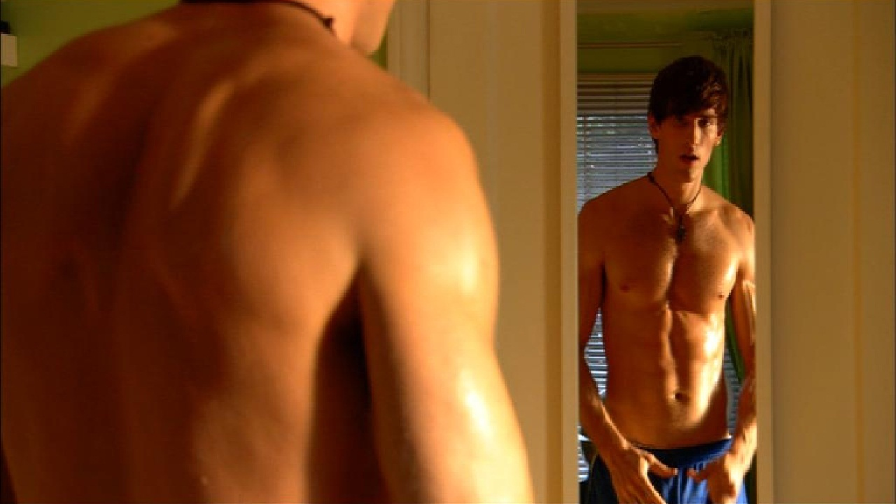 Jonathan chase butt scene in another gay picture