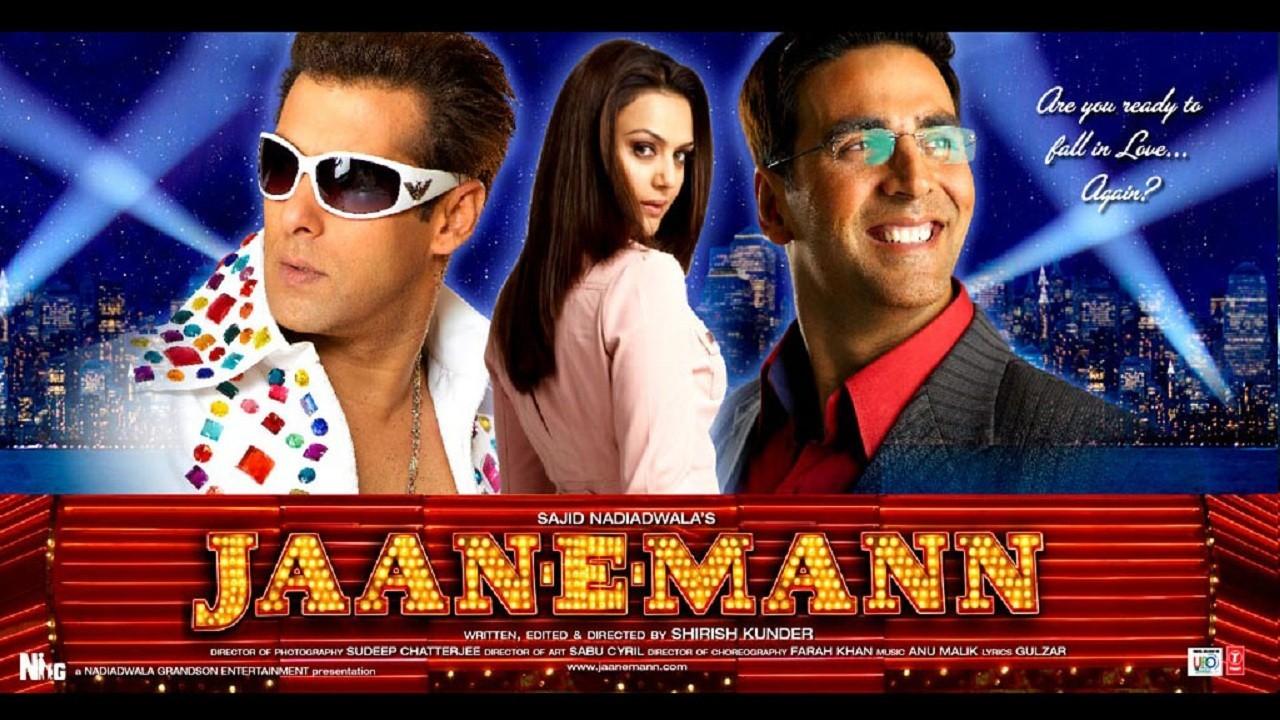 jaanemann lets fall in love again 2006 teljes