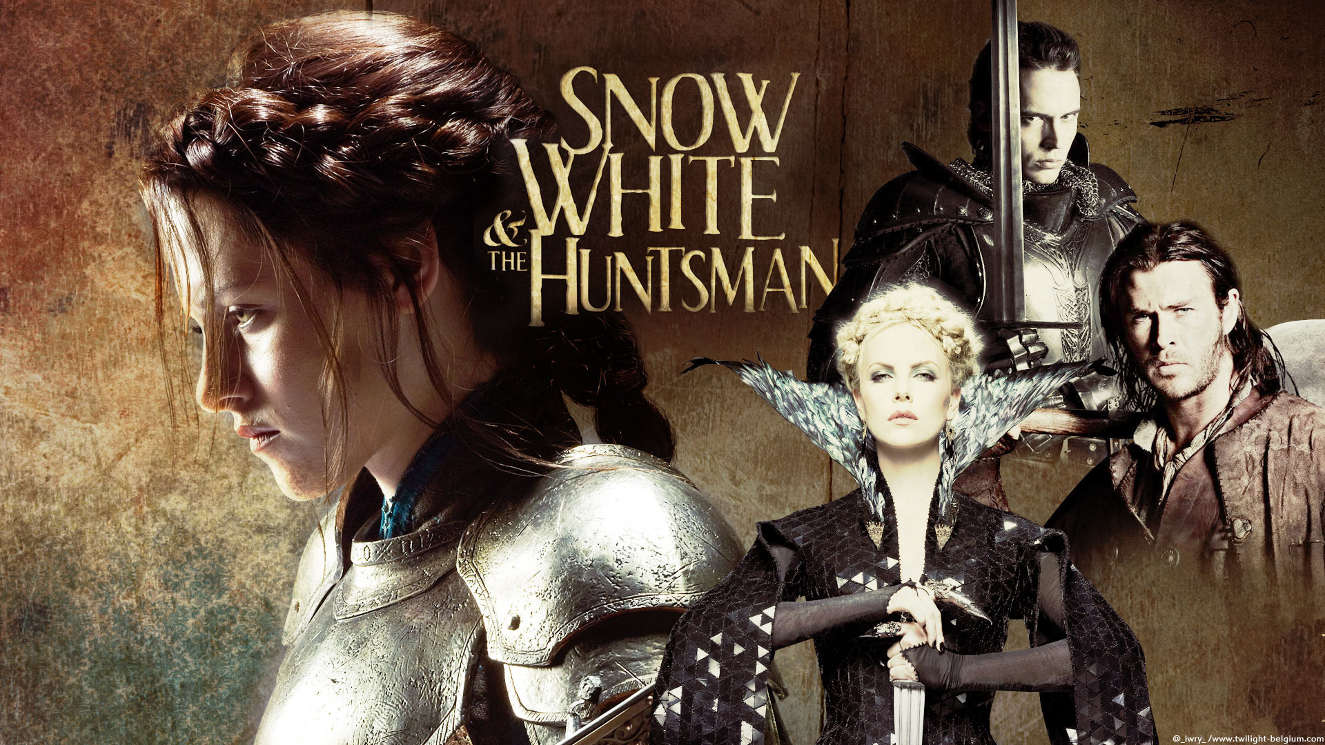 Snow White and the Huntsman бесплатно