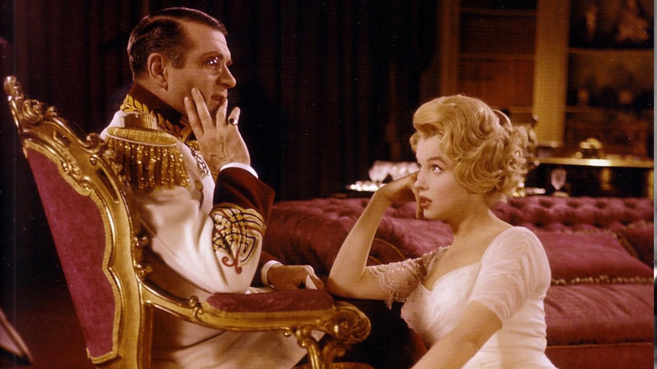 Marilyn & Olivier