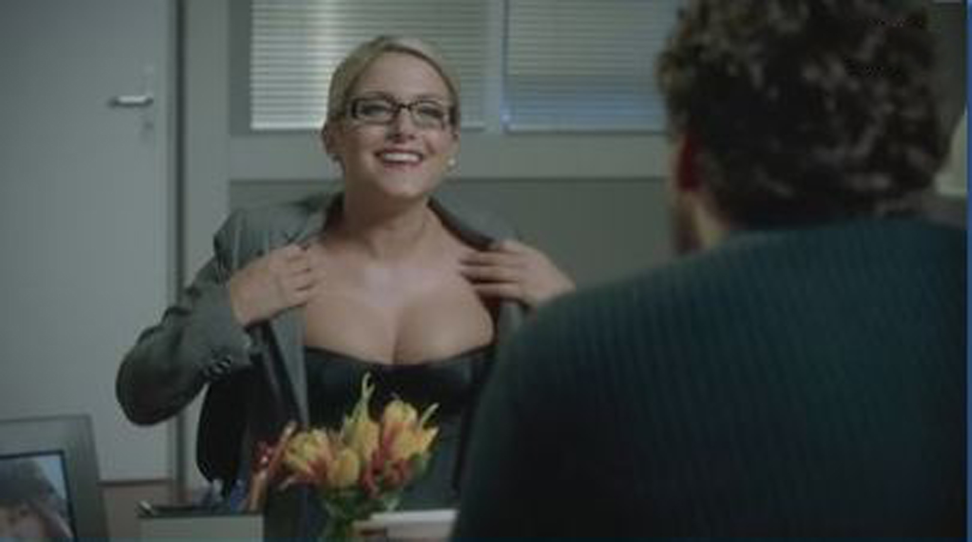 huge black cock cums on white chicks face