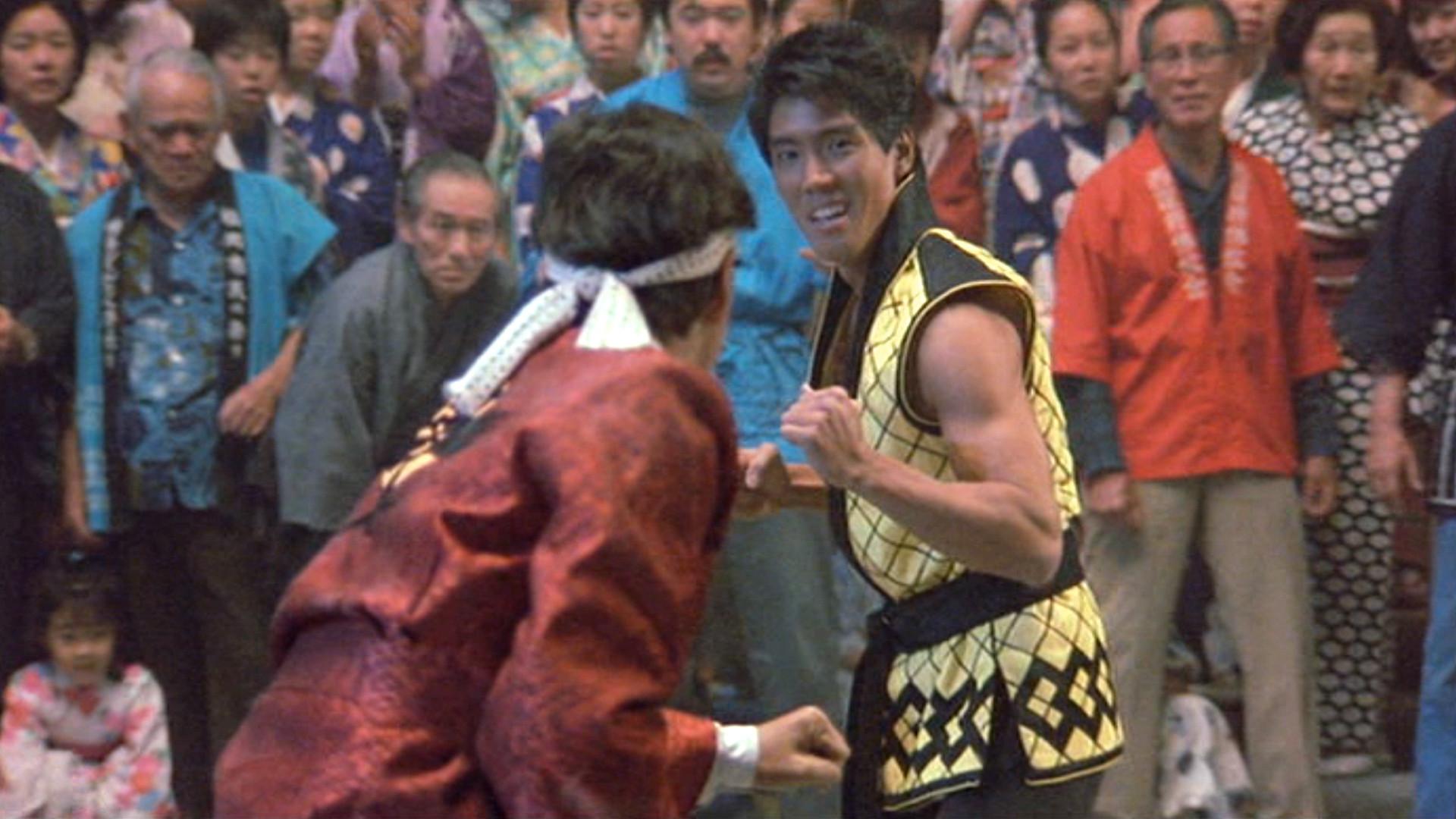 """Képtalálat a következőre: """"karate kid II"""""""