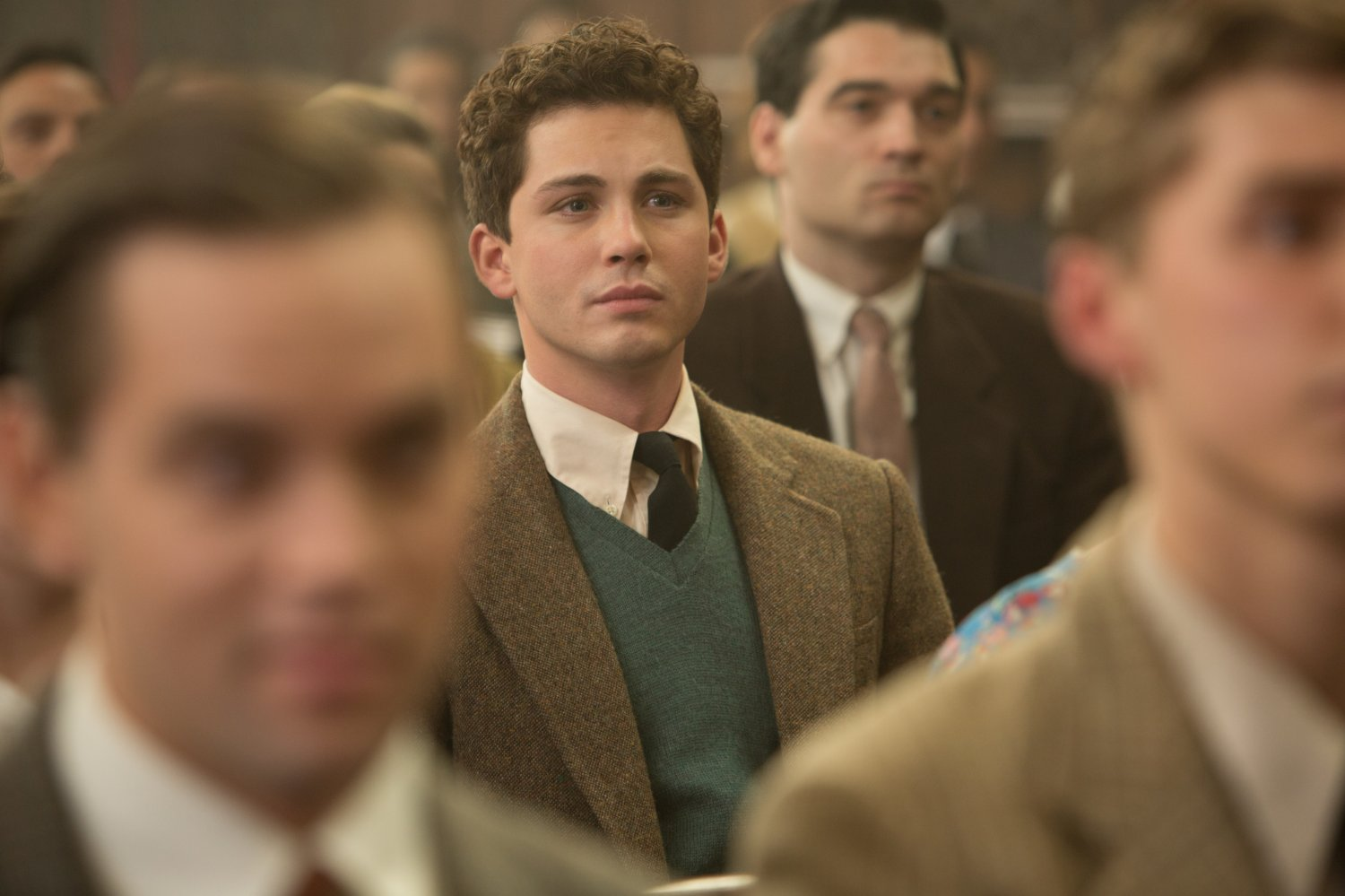 Who is logan lerman currently dating 2020