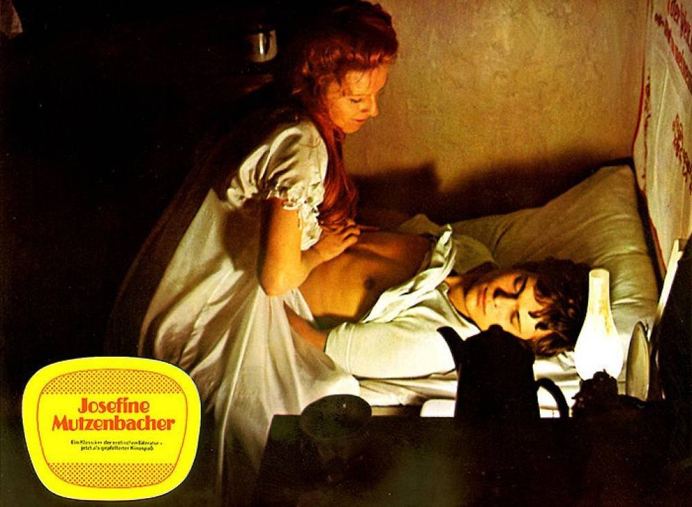 Josefine Mutzenbacher Schuberth Film