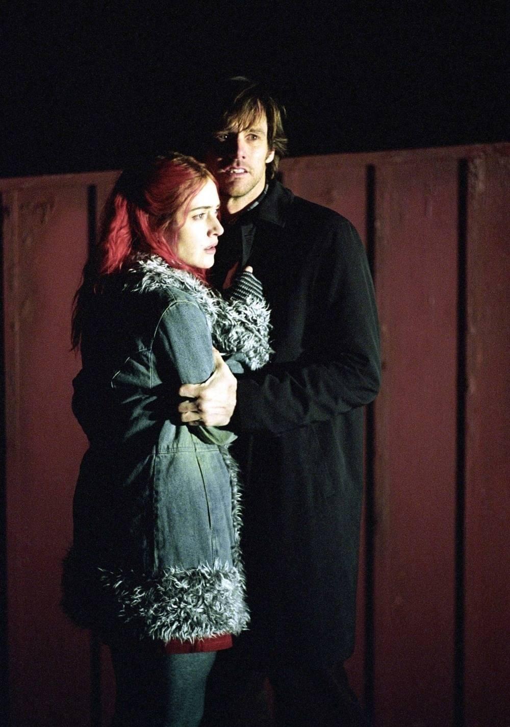 Egy Makulatlan Elme Orok Ragyogasa Eternal Sunshine Of The Spotless Mind 2004 Mafab Hu